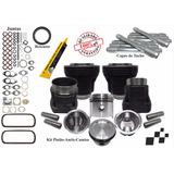 Super Kit Motor 1600 Ar 84 A 2004 Gasolina Fusca Kombi Tork