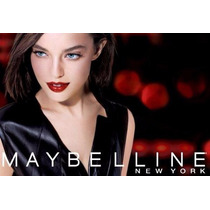 Kit Maquiagem Maybelline - Completa