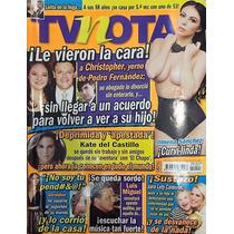Lote 10 Revistas Tv Notas Jimena Sanchez Andrea Legarreta
