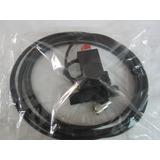 Soporte De Antena Rebatible Con Cable Para Bc, Vhf, Uhf