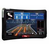Gps Quatro Rodas Tela 7 Alerta Radar Mp3 Tv Digital Carro