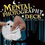 Mazo Blanco O Mental Photography Deck + Video Gratis. Magia