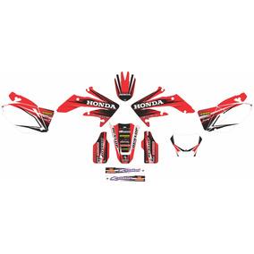 Kit Adesivo 3m Completo Honda Ultra Crf 250x 2005 - 2016