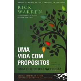 Lv Uma Vida C/propósito - P/que Estou Na Terra - Rick Warren