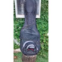 Hard Bag Para Guitarra Semi Acustica - Solid Sound - Capa