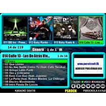 Rockola Disco Máster Karaoke, Música Y Videos