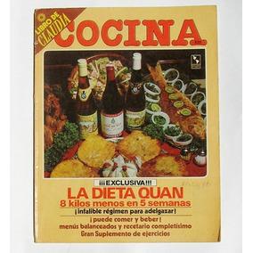 Revista Libro De Claudia Cocina Ii, Recetario 1979