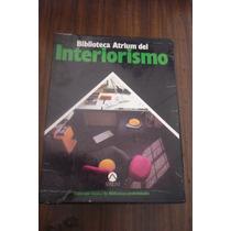 Biblioteca Atrium Interiorismo 5 Tomos Enciclopedia