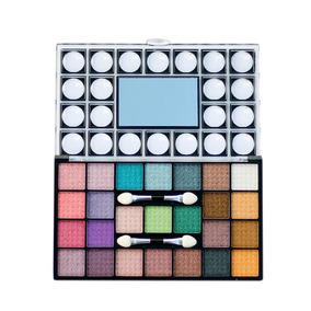 Paleta 25 Cores Sombras 3d Color Maquiagem Oferta Anycolor