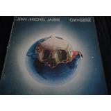 Vinilo Lp Jean Michel Jarre Oxygene (2)