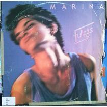 Lp: Marina Lima - Fullgás