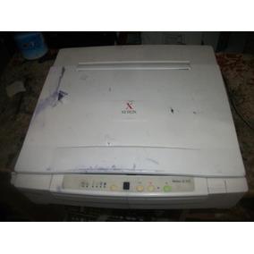 Copiadora Portatil Xerox Xc 355 No Estado