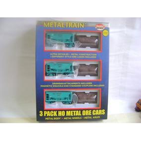 Nico 3 Tolvas Todas De Metal Great North M Power H0 (vcv 24)