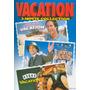 Dvd Vacation Movie Collection / Vacaciones / Incluye 3 Films