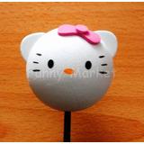 Adorno Hello Kitty Para Antena De Auto O Camioneta