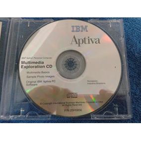 Cd Original - Ibm - Aptiva - Drivers + Recover