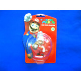 Super Mario Fire Minifigura Nueva