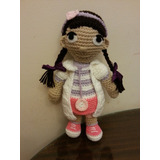 Doctora Juguetes Tejido Amigurumi Crochet