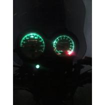 Lampada Led Painel Cg, Fan, Titan 125/150 ( Par )