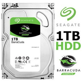Hd Seagate 1tb 1000gb 7200rpm 64mb Cache Desktop Pronta Entr