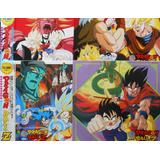 Dragon Ball Z, 4 Títulos De Colección, Laserdisc