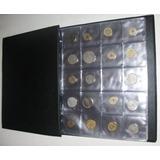 Album Coleccionador 200 Monedas Pastas Y 10 Hojas Oferta