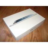 Caja Ipad Mini Wifi Celular 32gb Blanco Con Saca Chip
