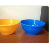 10 Taza S Plasticas Soperas De Colores
