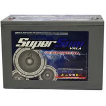 Bateria Super Som 120 Agm Gel Tarampas Banda Muito Top