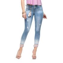 Jeans. Seven Eleven. Talla 7. Nuevo