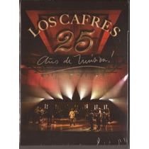 Los Cafres 25 Años De Musica (2 Cd + Dvd) Oferta Nonpalidece