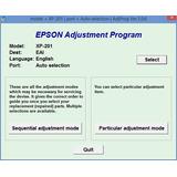 Reseteador Epson Xp 201, 401
