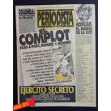 [el Periodista] N°62 | Nov85 | Ejército Secreto/batallón 601