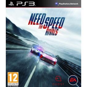 Need For Speed Rivals Ps3   Digital   Mega Oferta!!!