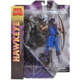 Marvel Select Ojo De Halcon O Hawkeye Figura Nueva Jty