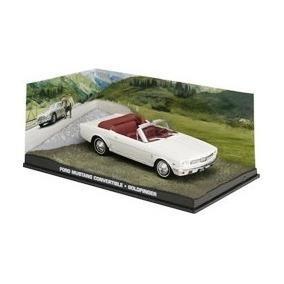 Miniatura 1964 Mustang Conversível - 007 James Bond - Ed.35