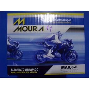 Bateria Moto Moura 8,6 Ytz10s Hornet R1 R6 Bmw Cbr600 Rr