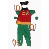Disfraz Infantil Teen Titans Robin Starfire Jovenes Titanes