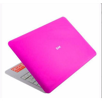 Mini Notebook Tela 10 Android 4.1 Hdmi Cam 8gb Rosa