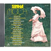 Cd Novela Sinhá Moça 1986 - Série Colecionador