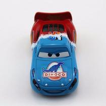Disney Cars Dinoco To Rusteze Lighting Mcqueen Mattel Loose