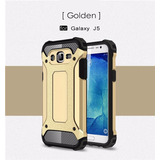 Case Protector Tough Armor Tech Dorado Samsung J5 J500 2015