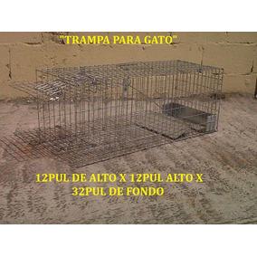Trampa Para Atrapar Animales Medianos.
