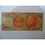 Cedula De 10000 Mil Pesos Uruguay-reg/bc- Comfira