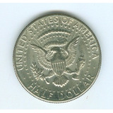 Moedas Antigas - Moedas Usa - Half Dolar Americano