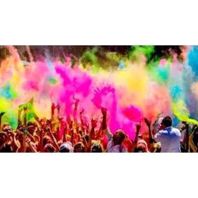 Polvos Holi 9 Colores Distintos Bombay India 50 Gr We Colors
