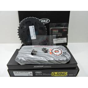 Kit Relação Tração Dafra Next 250 Retentor Vaz Xtreme 1045