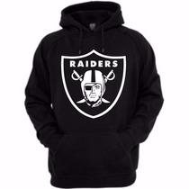 Moletom Oakland Raiders,nfl,futebol Americano Canguru