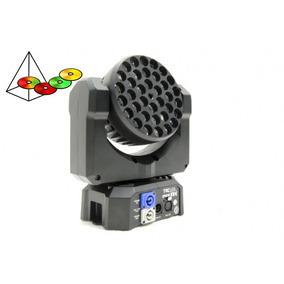 Cabezal Led Madtec Tecled American Pro 36 Led 3 Watts