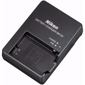 Carregador Enel14 D5300 D5200 D5100 D3300 D3200 D Ba08